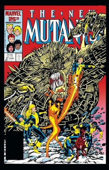 Marvel Omnibus - Howard The Duck, New Mutants, Excalibur, Mutant Massacre