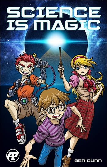 Cover image for SCIENCE IS MAGIC TP