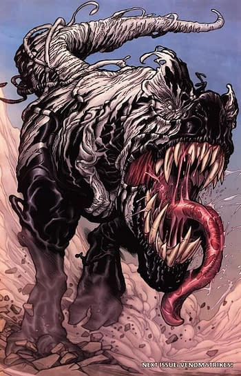 Dylan Brock Gets New Powers – And A Familiar Look For Venom in Venom #24 (Spoilers)