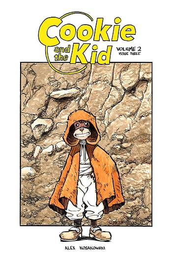 Cover image for COOKIE & KID VOL 02 #3