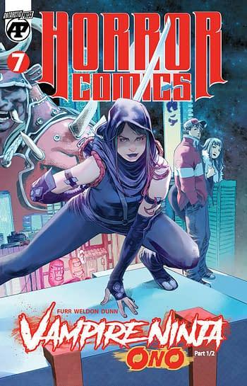 Antarctic Revives NOW Comics' Alias With Chuck Dixon in September