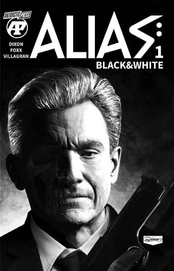 Cover image for ALIAS BLACK & WHITE #1 (OF 7)