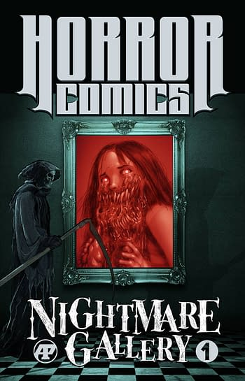 Cover image for HORROR COMICS NIGHTMARE GALLERY ONE SHOT