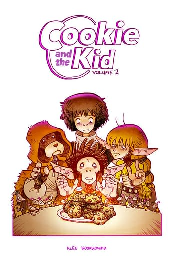 Cover image for COOKIE & KID TP VOL 02
