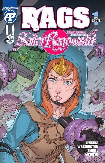 Cover image for RAGS SAILOR RAGOWSKI ONE SHOTS CVR A (MR)