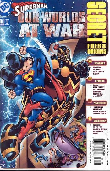 Superman in the Noughties - Patrick Gerard Remembers Jeph Loeb, Dan DiDio, Eddie Berganza and More