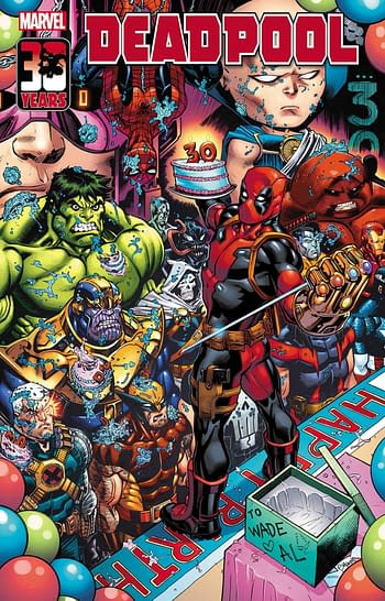 Deadpool Nerdy 30 Adds Rob Liefeld, Gail Simone: Marvel Ch-Ch-Changes