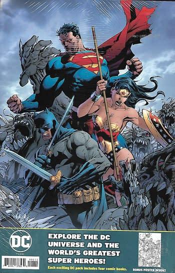 Legion Of Super Heroes #11 Set Back