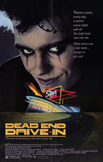 Dead End Drive-In Used a 1986 Vocab to Show Us Our World Today