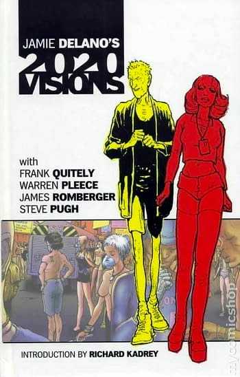 Jamie Delano Looking For A Publisher For 2020 Visions, With Frank Quitely, Warren Pleece and More