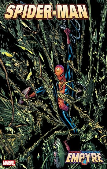 Empyre X-Men #4A NM 2020 Stock Image