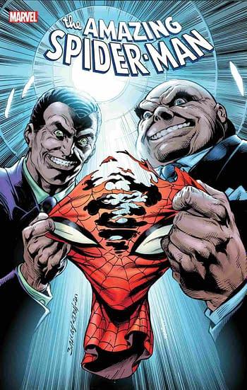 Marvel Comics January 2021 Solicitations Frankensteined
