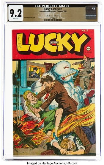 Lucky Comics #2