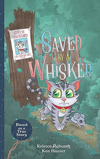 Cover image for SAVED BY A WHISKER SC