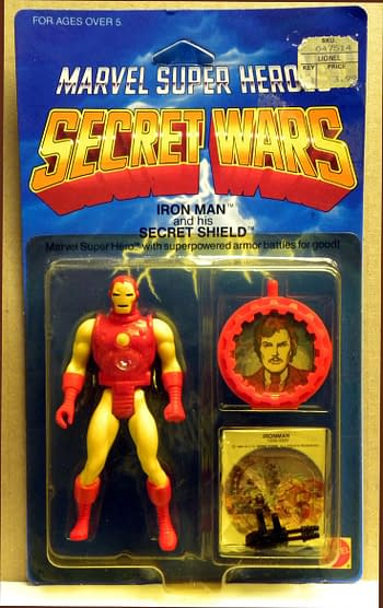 Iron Man 10 Years Later: Ole Shellhead's Top 10 Action Figures!