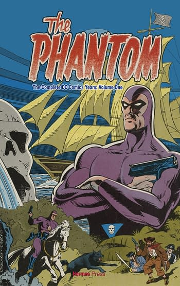 Hermes Press to Publish Complete DC Comics' The Phantom