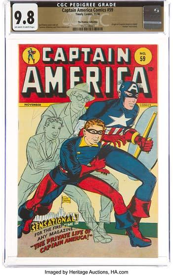 Captain America Comics #59