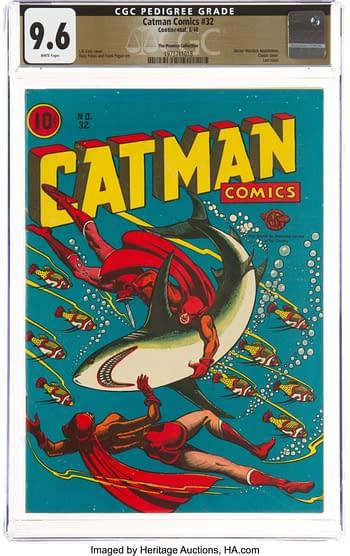 Cat-Man Comics #32
