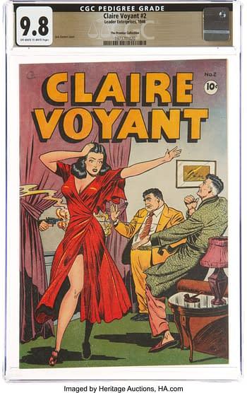 Claire Voyant #2