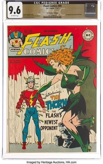 Flash Comics #89