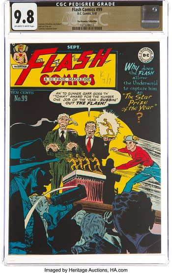 Flash Comics #99