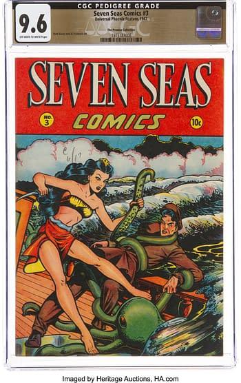 Seven Seas Comics #3
