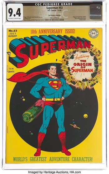 Superman #53