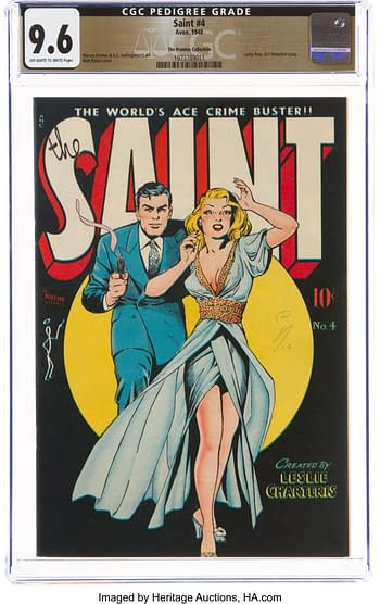 The Saint #4