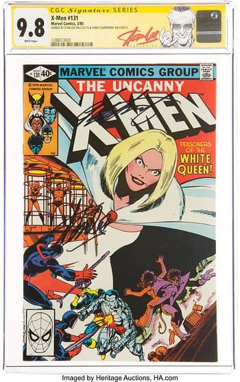 #131 Signature Series: Stan Lee and Chris Claremont