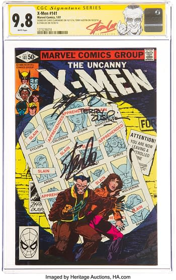 #141 Signature Series: Stan Lee, Chris Claremont, and Terry Austin