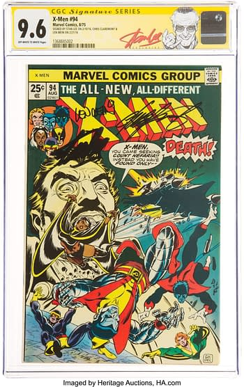 #94 Signature Series: Stan Lee, Chris Claremont, and Len Wein