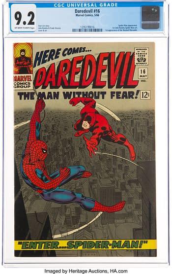 #16 (Marvel, 1966)
