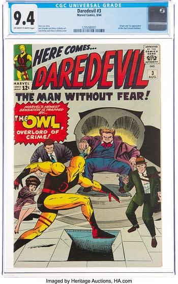 #3 (Marvel, 1964)