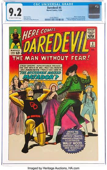 #5 (Marvel, 1964)