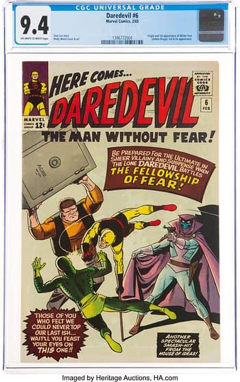 #6 (Marvel, 1965)