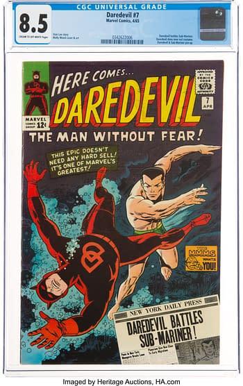 #7 (Marvel, 1965)