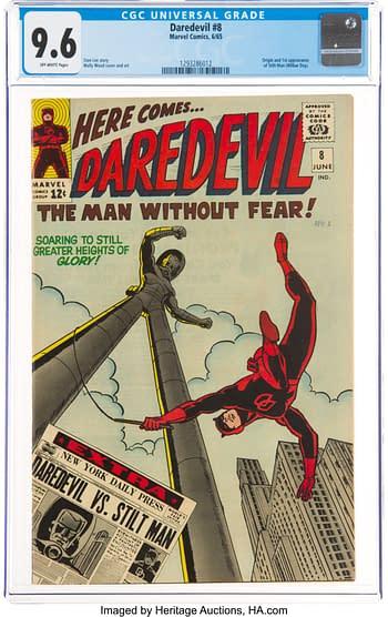 #8 (Marvel, 1965)