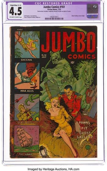 Jumbo Comics #161