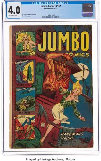 Jumbo Comics #162