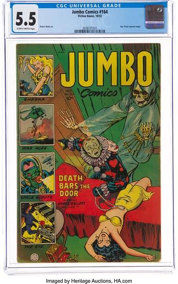 Jumbo Comics #164