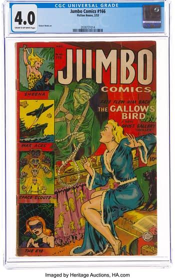 Jumbo Comics #166