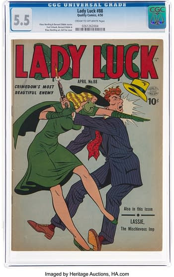 #88 (Quality, 1950)