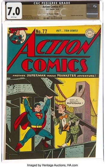 Action Comics #77