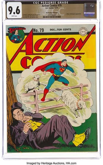 Action Comics #79