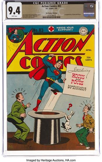 Action Comics #83