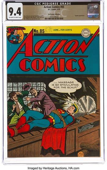 Action Comics #85