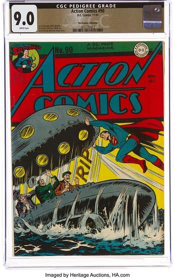 Action Comics #90