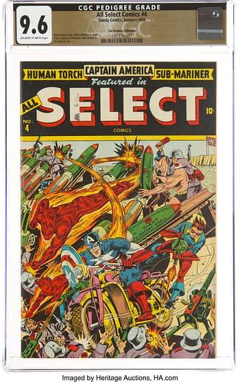 All Select Comics #4