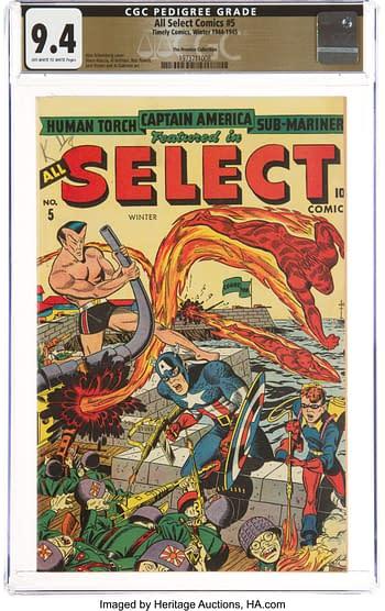 All Select Comics #5
