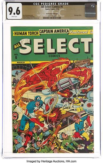 All Select Comics #6